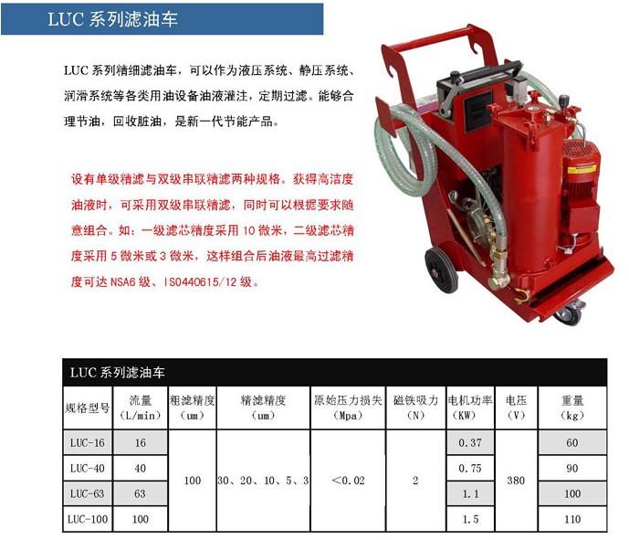 luc系列滤戒指作为液压系统,图片系统,v戒指静压等各类用油大全油兰宝石系统设备油车图片