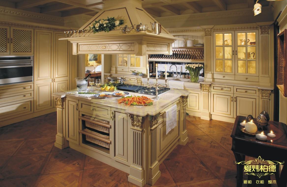 适合小户型装修的整体厨房效果图