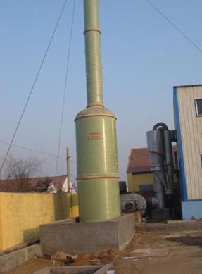 脱硫塔烟囱|除尘脱硫塔烟囱|玻璃钢脱硫塔烟囱