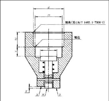 e27灯头灯座量规e27灯头焊锡高度规7006-27c-1使用说明方法 7006-27c