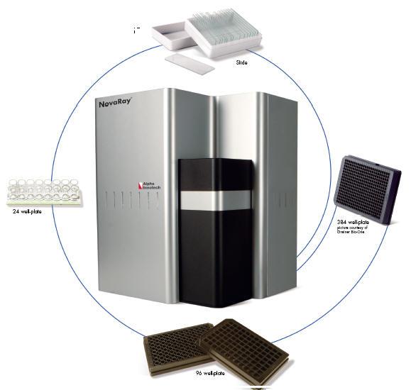 NovaRay多功能芯片扫描仪