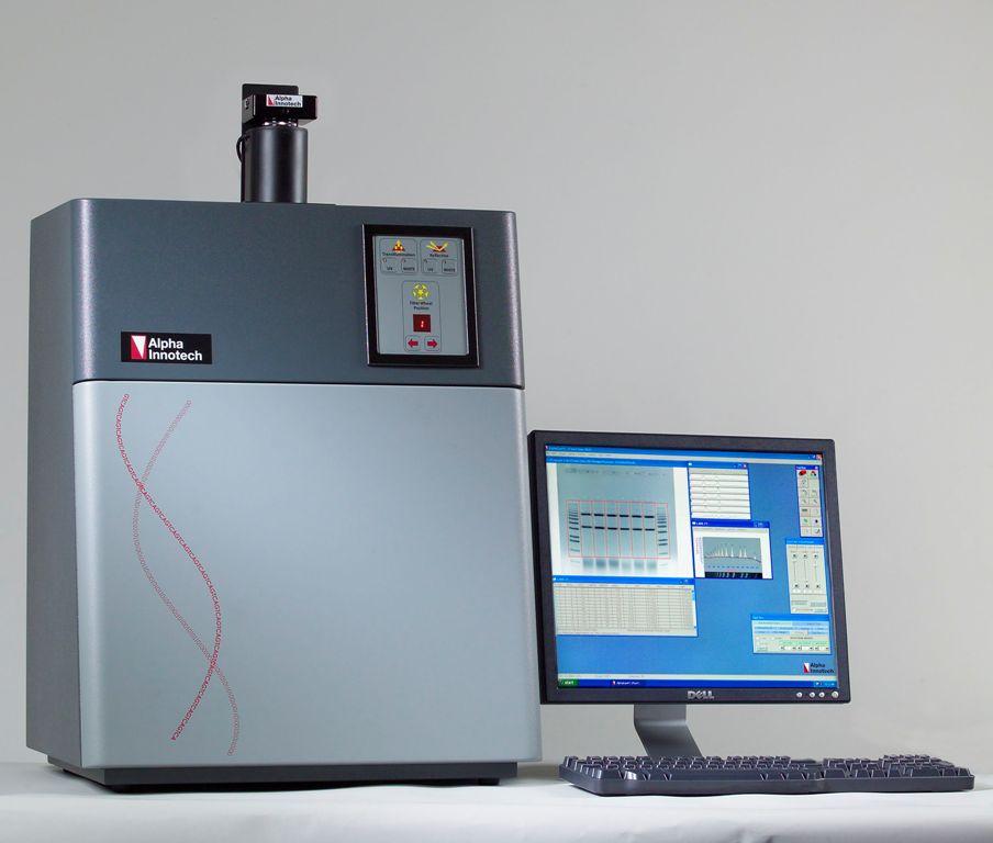AlphaImager HP 荧光/可见光凝胶成像分析系统