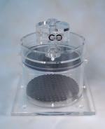 BUXCO无创动物肺功能仪的体描箱