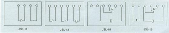 集成电路定时限过电流继电器   JSL-11        JSL-13