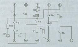 一次重合闸继电器    DCH-1