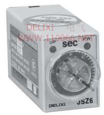 电子式时间继电器    JSZ6-2        JSZ6-4