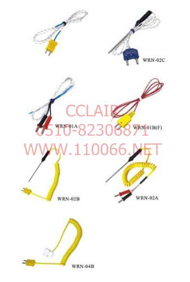 测温探头    WRN-02C        WRN-01A       WRN-01BF