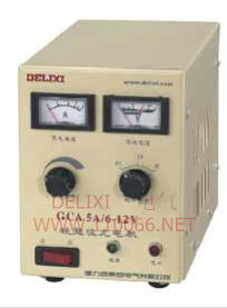 通用型硅整流充电机
