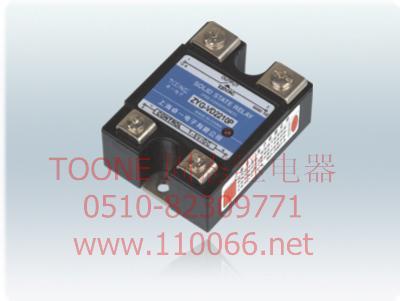 单相电压型交流固态调压器    ZYG-VD□□P