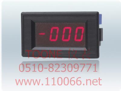 数字面板电流表    ZYX1-MI