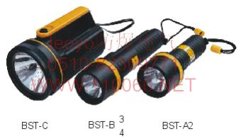 防爆手电筒    BST-A         BST-B          BST-C