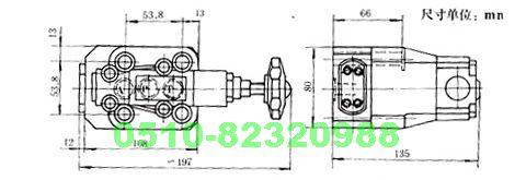 卸荷阀 h-d6b,hy-d10b 图片
