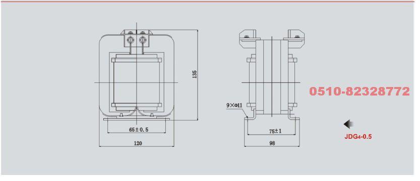 干式电压互感器