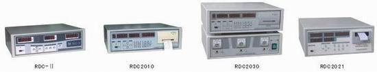 带电绕组温升测试仪  RDC-Ⅱ     RDC2010        RDC2020