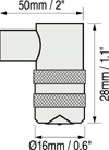 PosiTector 6000镀涂层测厚仪
