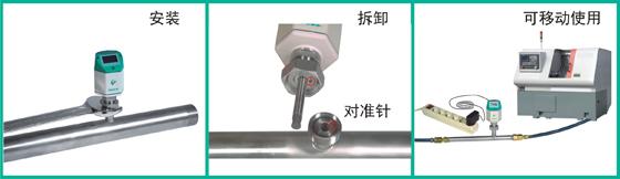 VA420 热式质量流量传感器
