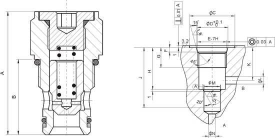 叠加式电控单向节流阀的使用方法?求大神,求解!