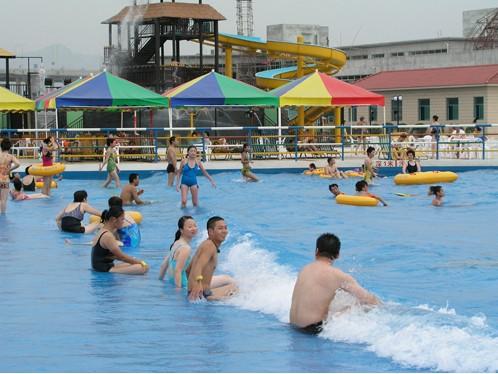淮安兒童室內水上樂園