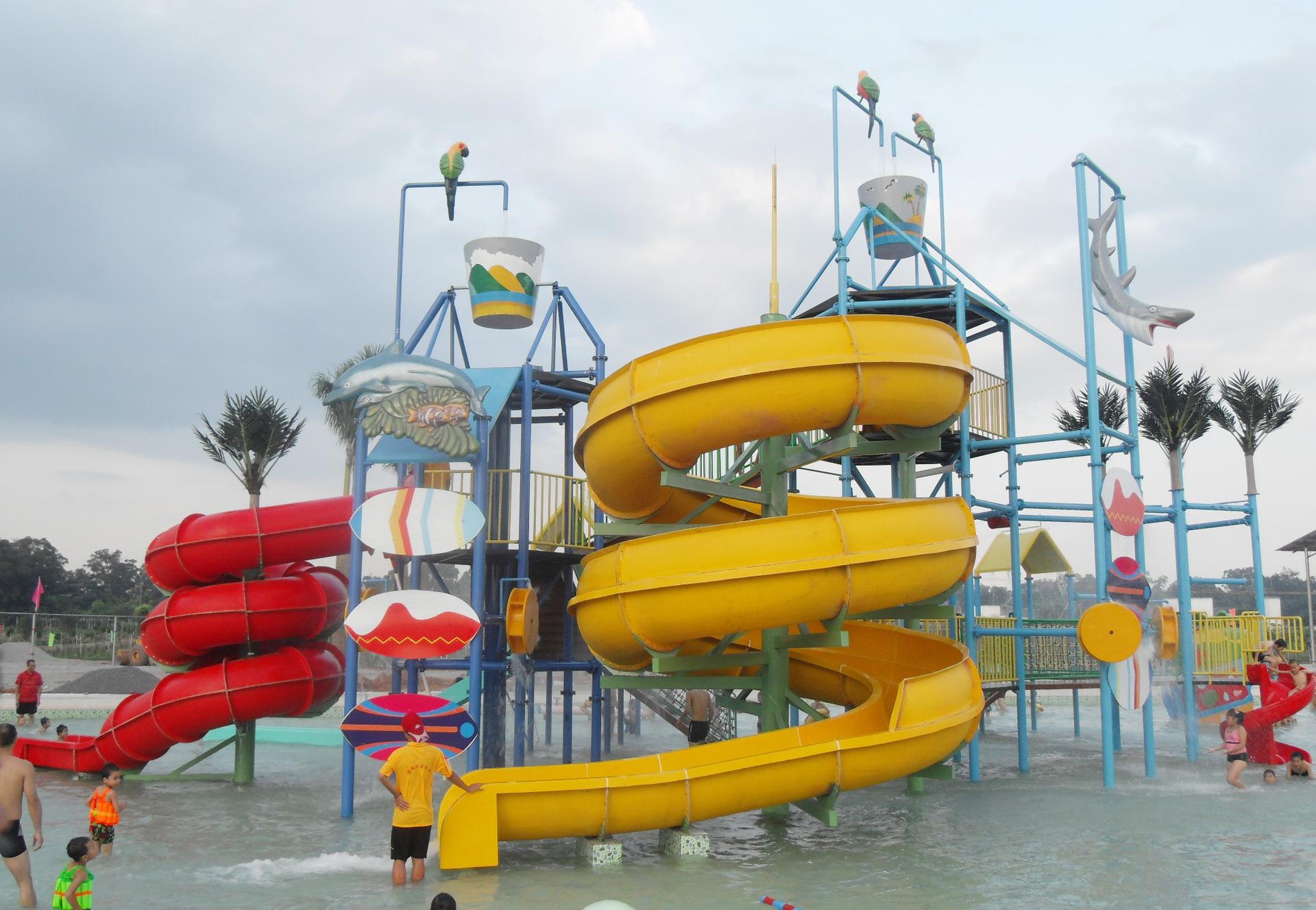 攀枝花水上樂園器材_水上樂園設備設備