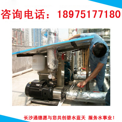 陕西高效成套供水设备 咸阳成套变频给水设备厂家