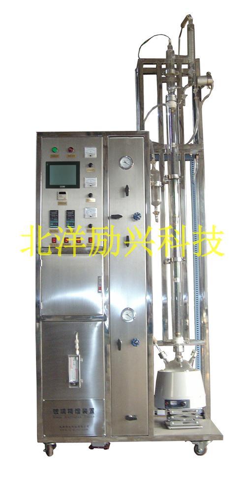 大型精馏塔的再沸器,传热面积很大,与塔体分开安装,以热虹吸式和釜式