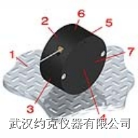 微型拉线式位移传感器