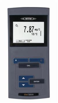 溶解氧分析儀WTW3205 WTW3205