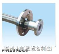 PTFE金属复合螺纹软管 DN15~250mm