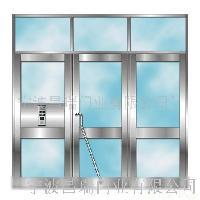 玻璃楼宇门
