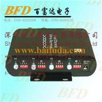 4路有源双绞线传输器 C12-18