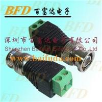 BNC plug adapter 2P connector