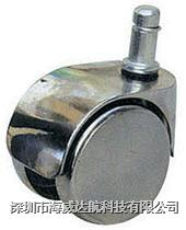 铝合金导电脚轮