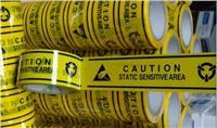 区域地板警示胶带