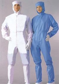 防静电连体服
