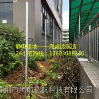 防静电接地工程成功案例 HWD