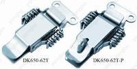 65#弹簧双扣 弹簧搭扣 工业搭扣 大号弹簧扣 304不锈钢搭扣 锁扣 箱包扣 DK650-62T DK650-62T-P