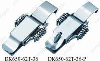 DK650-62T-36带加长钩大号弹簧搭扣 带挂锁孔搭扣 304钢搭扣 工具箱扣 桶搭扣 DK650-62T-36 DK650-62T-36-P