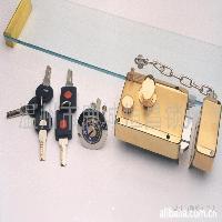 109型不锈钢防盗锁