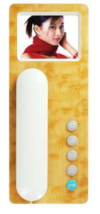 C型彩色可视分机 SJ-98KC-P1C01