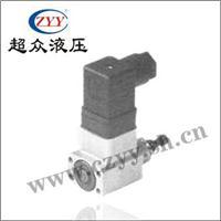柱塞式电压力继电器 HED5型