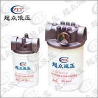 旋转式管路过滤器 SP系列