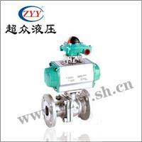 自动控制球阀 KV-L41, KV-L42(标准型),KV-L61, KV-L62(防火型)