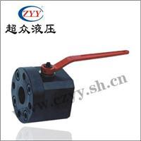CJZQ系列液压球阀 CJZQ-H32F