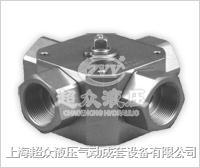 高压多路球阀   3KH-30S