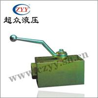 PKH系列板式安装高压球阀 PKH50