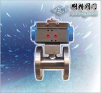 Q641PPL氣動廣式球閥 Q641F-16P