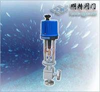 ZDSJ系列電子式直行程電動角型調節閥 ZDSJ型