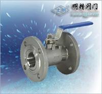 QQ41M不銹鋼高溫整體式球閥 QQ41M-16P