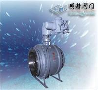 ZAZTC型電動隔膜調節閥 電動固定式球閥