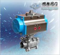 氣動V型調節球閥 SMVQ671F